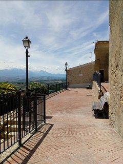Freschissima casa per le vacanze nel centro storico di Citta Sant' Angelo