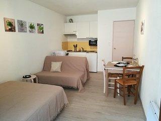Joli studio proche des thermes (cure) & télécabines - 450€/ 3 semaines