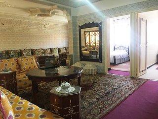 Charmant,spacieux appartement à Marrakech