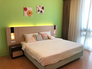 2-4 pax Luxurious 1-BR Suite **Bukit Bintang**