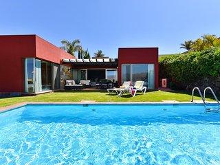 Villa para 4 con piscina-P12