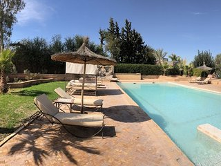 Villa DAR COCOON, a Haven of Peace at the Gates of Marrakech