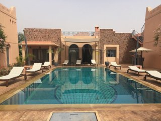VILLA DAR MANOU MARRAKECH - Villa Contemporaine Luxueuse