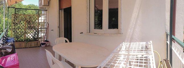 terrace; terrace
