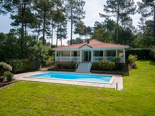 3 bedroom Villa in Lacanau, Nouvelle-Aquitaine, France : ref 5313529