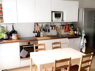 Best Apartment high standards  Belleville Paris