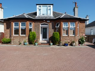 Tighnaligh Holiday Home Rental Largs, West Coast of Scotland