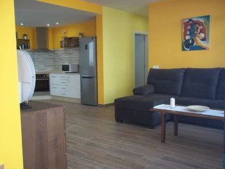 APARTMENT LANZAWAII IN FAMARA FOR 6P