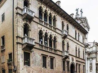 Palazzo da Schio, Ca' d'Oro - il Mezzanino