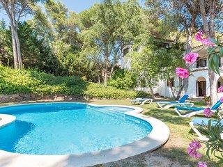 4 bedroom Villa in Tamariu, Catalonia, Spain : ref 5223700
