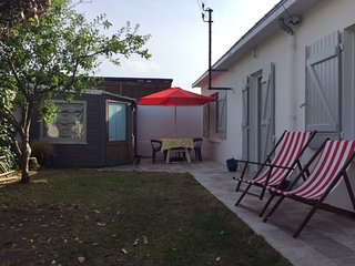 Maison de vacance 150m de la plage de Bonne Source
