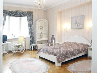 Old Times Warsaw, two bedrooms, 102 m2