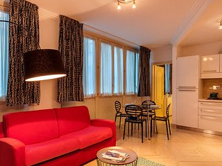 Quiet apartment close to Spanish steps for 4 people
