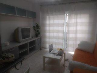 Modern apartamento en la playa