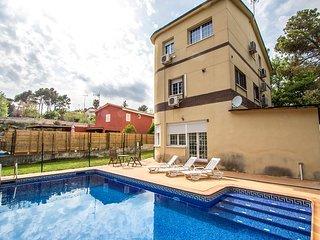 Catalunya Casas: Lovely casa de Caldes de Montbui 30 minutes from Barcelona and