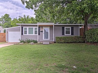 NEW! Updated Tulsa House - 12 Mins to Downtown!