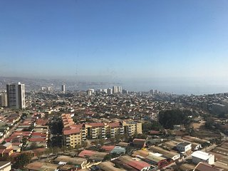 Depto Studio con vista  Valparaiso    2P