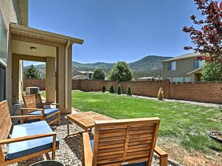 NEW! Spacious Cedar City Home w/ Mountain Views!