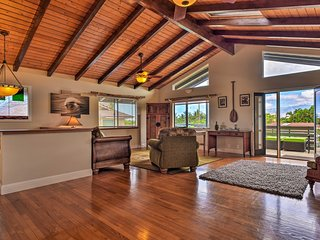 NEW-Private Kihei Home 5 Mins from Keawakapu Beach
