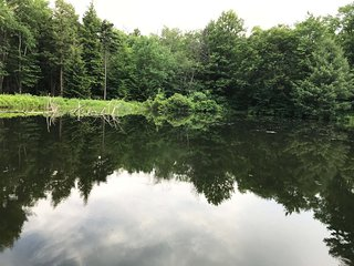 Private Lake! Vacation Home In Pocono Mountains!