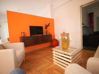 Megaron orange  loft