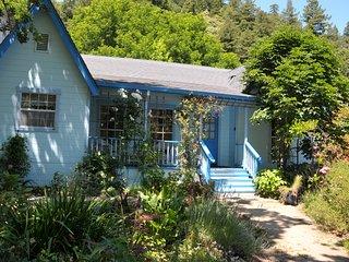Garden Haiku in beautiful Armstrong Woods Valley
