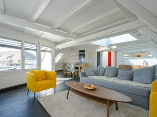 Big charming flat at zurich main station