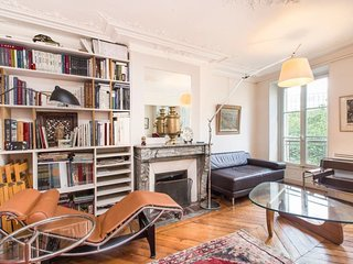 Amazing Parisien Duplex -4 guests- Latin District