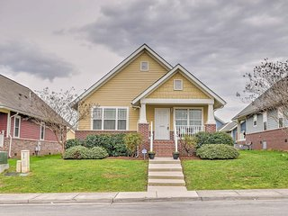 Downtown Chattanooga Home w/ Deck & Porch!