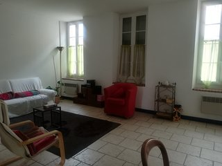 appartement plein pied centre ville