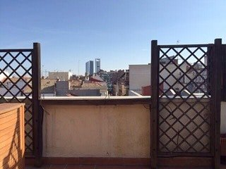 Apartment in Madrid with Air conditioning, Lift, Parking, Terrace (994644)