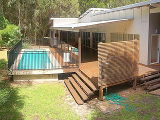 19 Satinwood- Natures Retreat with a bit of sandy feet