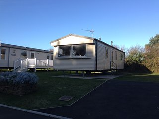 Luxury Caravan On The Newquay Holiday Park Newquay Cornwall