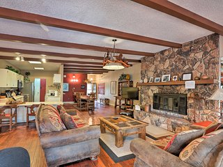 Rustic Alto Condo w/Easy Access to Skiing!