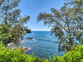 Renovated Onomea Scenic Route - 7 Min to Hilo Town