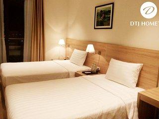 Twin Room #1 DTJ Hometel
