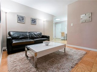 STEPS TO CENTRAL PARK 1BR WITH DOORMAN