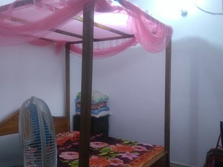 Whall house for rent for Family room with AC, 2 normal rooms with all equipments