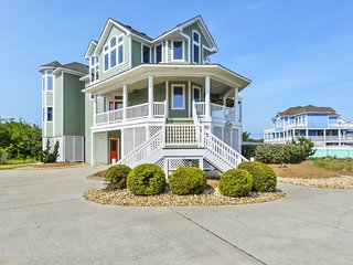 Buck Island's 'Sea'z a Dream' - 6 Masters, 8 Bath, Elevator, Pets Welcome!! BI20