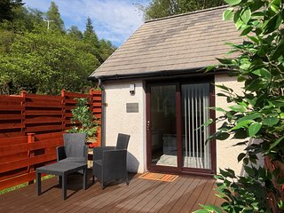 The Wee Ludging | Studio-Lodging near Pucks Glen Dunoon Argyll