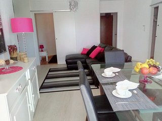 Gemma apartment in Alvor, location and quietness