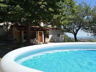 Villa Paradiso Front colline Riccione con piscina