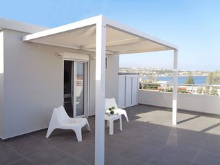 Castle & Sea View Apartment in Rethymno