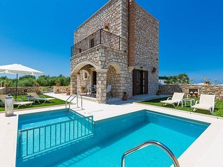 Luxury Villa Marvi in a charming Cretan village