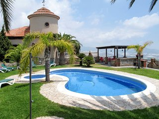 6 bedroom Villa in Motril, Andalusia, Spain : ref 5643900