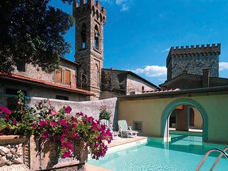 6 bedroom Villa in Moriano, Tuscany, Italy : ref 5643694