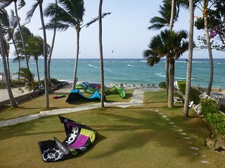 KITERS DREAM - Oceanfront Condo With Amazing Views of Famous Kite Beach
