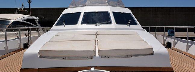 Charter c-bab - Cabina VIP