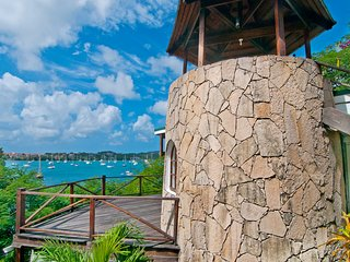 Sugar Mill Tower - 1 Bedroom - Romantic Seafront Escape - Conveniently Located