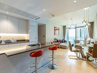 Luxurious apartment in Dubai Marina